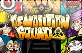 Новый игровой автомат Demolition Squad