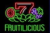 Играть бесплатно на игровом автомате Frutilicious