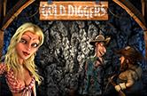 Слот Gold Diggers на официальном сайте казино Вулкан