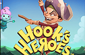 Слот Hook's Heroes в клубе bet-vulcan.com