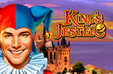 King's Jester онлайн на реальные деньги