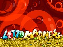 Автомат на деньги Lotto Madness