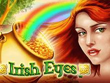 Автомат на деньги Irish Eyes