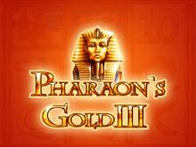 Автомат на деньги Золото Фараона 3