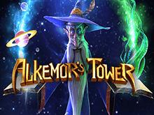 Автомат на деньги Башня Алкермона