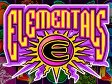 Автомат на деньги Elementals
