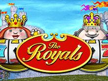 Автомат на деньги Королевские Особы