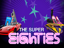 Аппарат на деньги Super Eighties