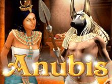 Автомат Вулкан Anubix на деньги